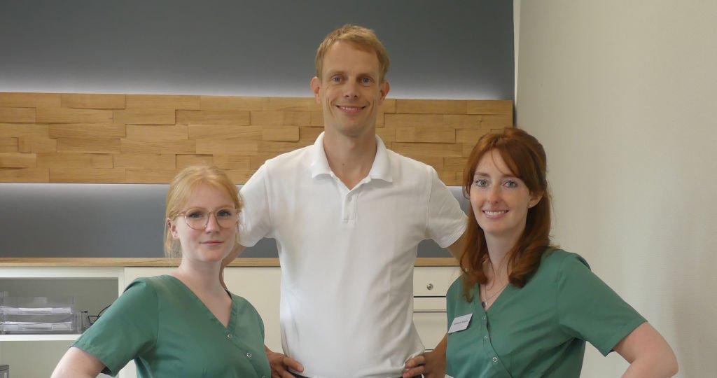 Praxisteam Hausarztpraxis Dr. Hagen Behr